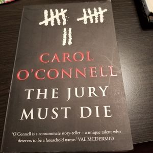 Carol O'Connell The Jury Must Die